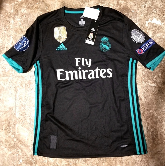 749a818a9 Real Madrid Marcelo Away Adidas Jersey